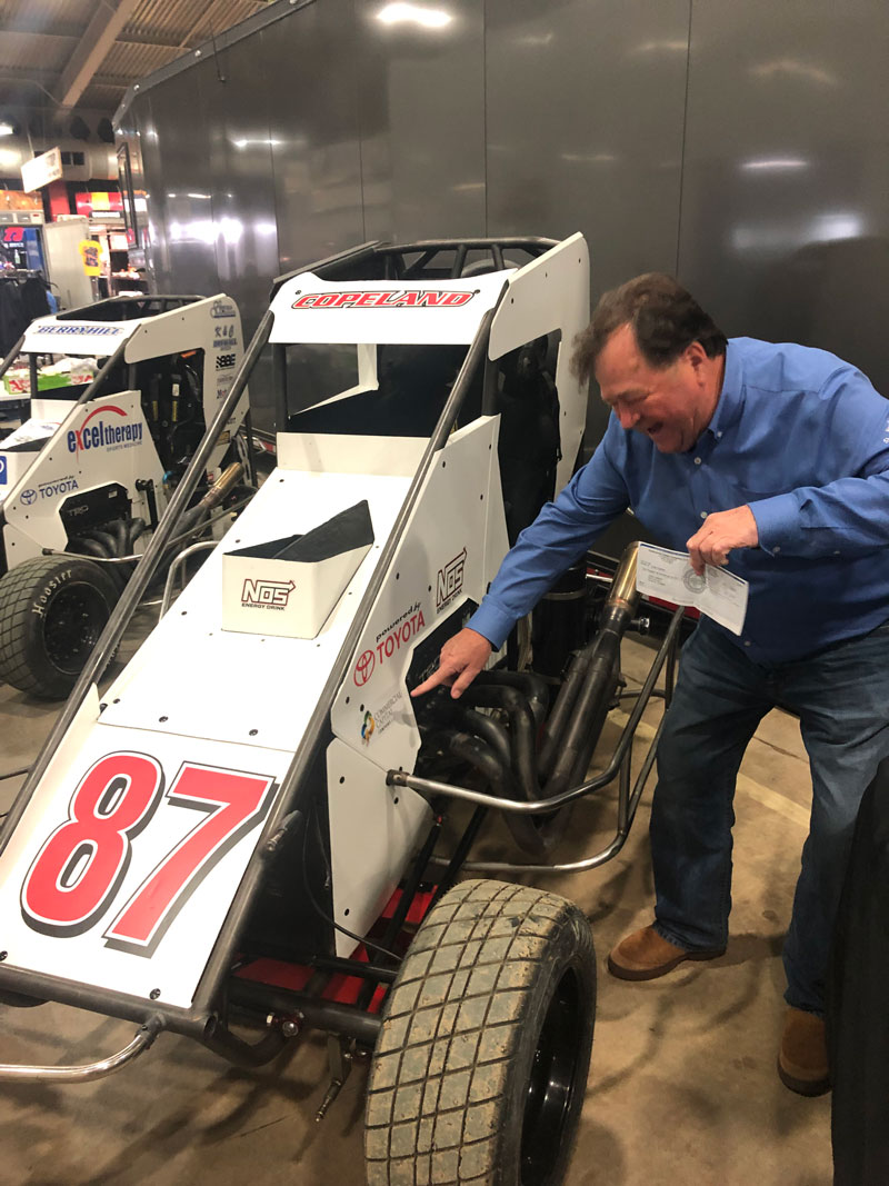 commercial capital company sponsors annual chili bowl nationals